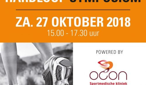 Sportmedisch hardloop Symposium: 'Keep on Running'