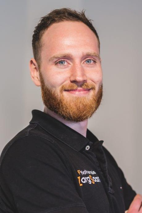 Nieuwe collega sportfysiotherapie: Steven Zwart