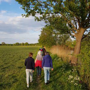 Nieuwe groep: ' Start met wandelen' | maart 2020