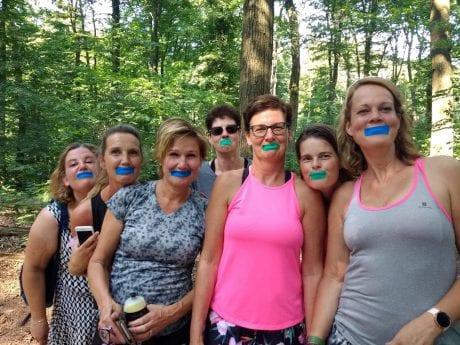 Nieuw: 5-weekse Mindful Walk cursus